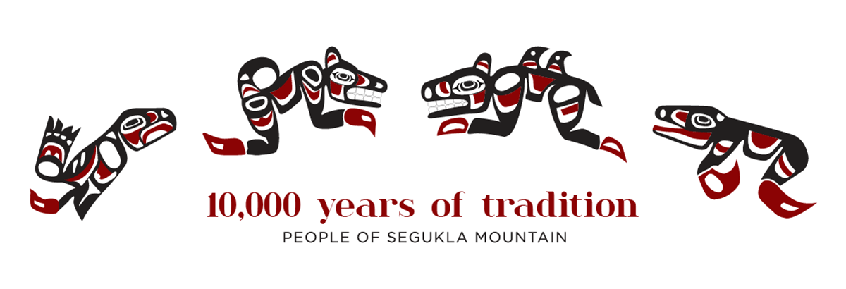 10, 000 years of tradition.  People of Segukla Mountain